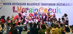 1. Mersin Çocuk Festivali
