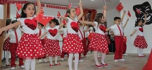 Elazığ'da 23 Nisan kutlamaları