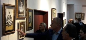Kat'ı sanatı sergisi ilgi görüyor