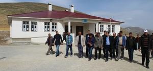Kaymakam Dundar'dan mahalle ziyareti