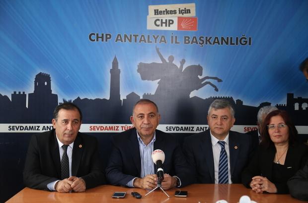 CHP İstanbul Milletvekili Tekin: