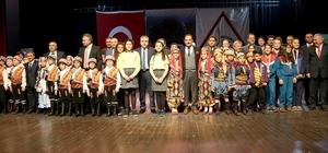 Uşak'ta 23 Nisan Ulusal Egemenlik ve Çocuk Bayramı kutlandı