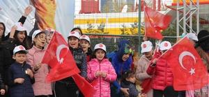 Beşiktaş'ta 23 Nisan Coşkusu