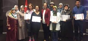 Açıköğretim Sistemi Kuzey Amerika programlarında ara sınav yapıldı