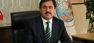 Başkan Eser Miraç Kandilini kutladı