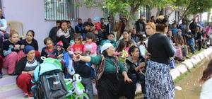 En renkli kutlama Kacagür'de yapıldı