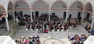 Şifahanede senfonik mehter konseri