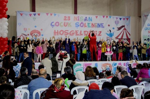 Atakum'da '23 Nisan' coşkusu
