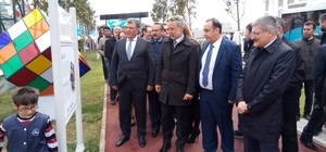 Pendik'te Türk- Macar Dostluk Parkı açıldı