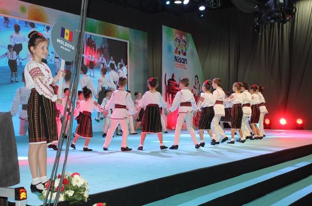 Kocaeli'de 23 Nisan Çocuk Festivali için gala düzenlendi