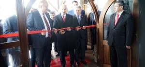 Atıl durumdaki Doğa Kültür Köyü hizmete açıldı