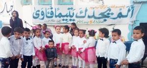 TİKA'dan Libyalı yetim çocuklara 23 Nisan hediyesi