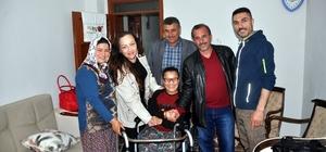 Nazilli'de engelsiz yaşam için çalışmalar devam ediyor