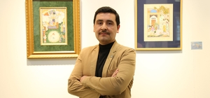 Zeytinburnu'nde Cihangir Aşurov sergisi