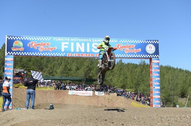 Türkiye Motokros Şampiyonası 1. Ayak yarışları sona erdi