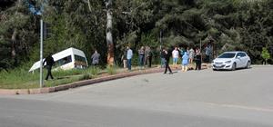 Öğrenci servisi otomobille çarpıştı: 18 yaralı
