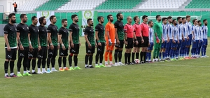 Manisa BBSK play-off biletini kaptı