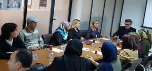 Karaman'da engelli birey ve ailelerinin sorunları ve çözüm önerileri konuşuldu