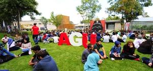 AGÜ'den Türk ve dünya üniversitelerinde bir ilk