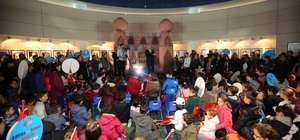 Yenimahalle Belediyesinden çocuklara bayram hediyesi