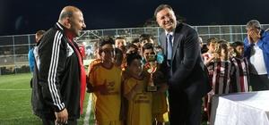 Hatay'da 23 Nisan Futbol Turnuvası