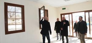 Torbalı'daki Helvacı Mahallesine 300 metrekarelik sosyal tesis