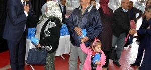 Aliağa'da binlerce kişiyi buluşturan kandil programı