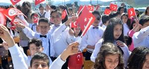 Ovacık'ta 23 Nisan kutlamaları