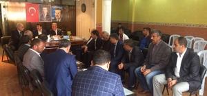 AK Parti Diyarbakır İl Başkanı Akar: