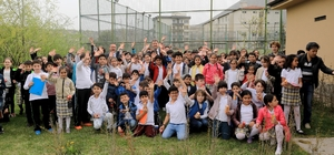 Başkan Palancıoğlu'ndan öğrencilere yerel yönetim dersi verdi