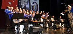 İstanbullu velilerden Salihli'de konser
