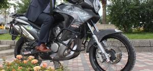 Türkiye'nin motorcuları Dalyan'da buluşuyor