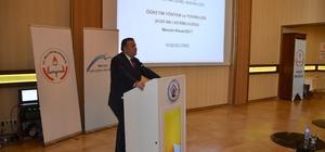 Mersin'de Kuran-ı Kerim semineri