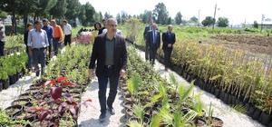 Adana'ya macera temalı botanik park