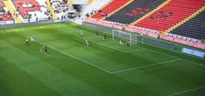 Gaziantep derbisini Şehitkamil Belediyespor kazandı