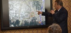 Yunusemre modern bir şehir merkezi kuracak