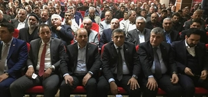 MHP'de Orhan Yılmaz yeniden güven tazeledi
