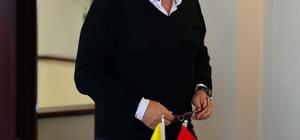 Kayserispor'da Mesut Bakkal dönemi başladı
