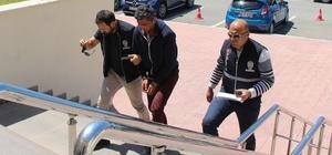 Çaldığı otomobille hırsızlık yapan zanlı tutuklandı