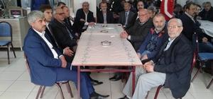 Sultanbeyli Erzurumlular Derneğinde Ali Sezer güven tazeledi