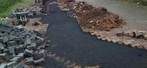 Yol onarım çalışmaları hız kazandı