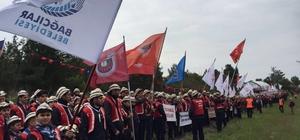 Bağcılarlı izciler 57'nci Alay Yürüyüşü'ne katıldı