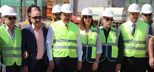 """Erkoç: """"Atıksu artıma tesisi Kahramanmaraş'ın en önemli projelerinden biridir"""""""
