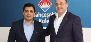 Başkan Ali Çetinbaş: Bahçeşehir Koleji, eğitim alanındaki eksikliği kapatacaktır