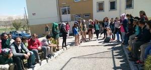 Şehitler Ortaokulu'nda Bocce turnuvası
