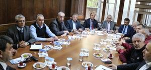 1 Mayıs tertip komitesi toplandı