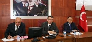 Gümüşhane'de Merkez Köylere Hizmet Götürme Birliği genel kurul toplantısı yapıldı