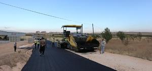 Büyükşehir Şehitkamil bölgesinde 143 km asfalt yaptı