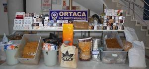 Ortaca Emniyetinden kaçak tütün operasyonu