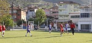 Vezirhan'da Bahar Futbol Turnuvası devam ediyor